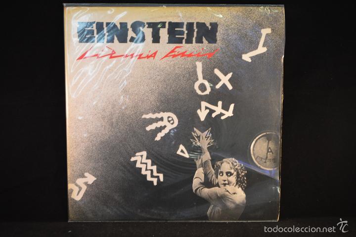 EINSTEIN - CIENCIA FICCIO - MAXI (Música - Discos de Vinilo - Maxi Singles - Grupos Españoles de los 70 y 80)