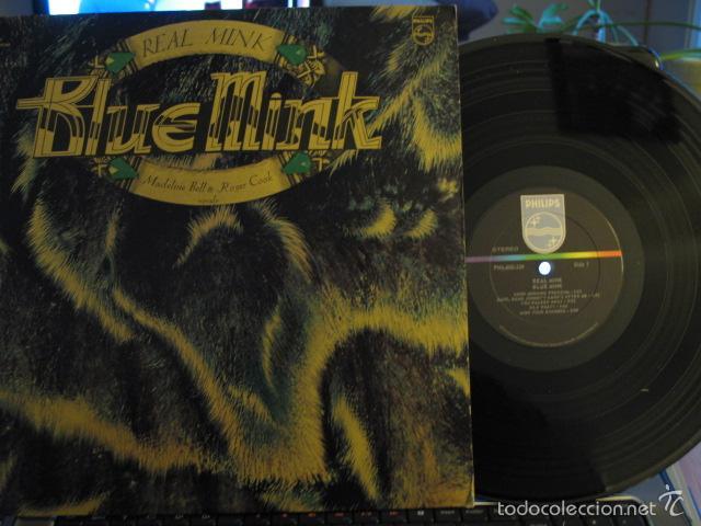 Discos de vinilo: blue mink - real mink 1970 !! 2º lp, madeline bell, roger cook..org edt usa, lp precintado - Foto 3 - 57111827