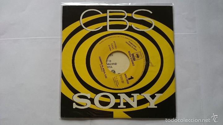 SODA STEREO (GUSTAVO CERATI) - HOMBRE AL AGUA (PROMO 1991) (Música - Discos - Singles Vinilo - Grupos Españoles de los 90 a la actualidad)