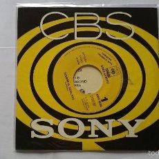 Discos de vinilo: SODA STEREO (GUSTAVO CERATI) - HOMBRE AL AGUA (PROMO 1991). Lote 58014812