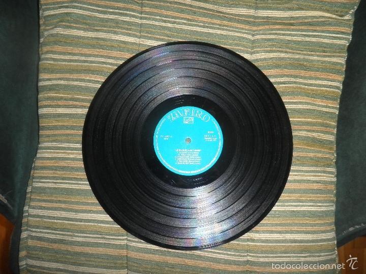 Discos de vinilo: JUAN & JUNIOR - LO MEJOR DE LP - EDICION ESPAÑOLA - ZAFIRO RECORDS 1972 - STEREO- - Foto 8 - 57115564