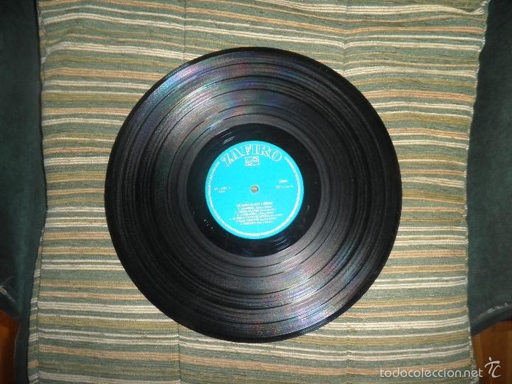 Discos de vinilo: JUAN & JUNIOR - LO MEJOR DE LP - EDICION ESPAÑOLA - ZAFIRO RECORDS 1972 - STEREO- - Foto 11 - 57115564