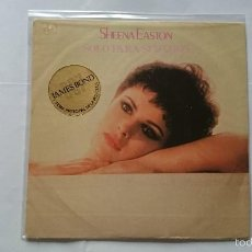 Discos de vinil: SHEENA EASTON - (BSO/OST) FOR YOUR EYES ONLY (SOLO PARA SUS OJOS) / RUNAWAY (1981). Lote 57115664