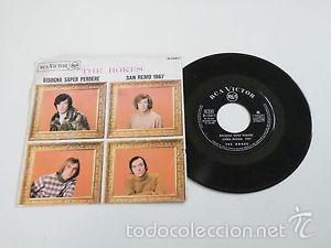 [LOTE DE CONJUNTO: ] 3 SINGLES DE THE ROKES (1966-1967). VER TÍTULOS. (Música - Discos de Vinilo - Maxi Singles - Pop - Rock Extranjero de los 50 y 60)