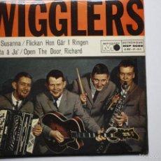 Discos de vinilo: WIGGLERS- OH, SUSANNA +3 - SWEDEN EP 1964- EXCELENTE ESTADO.. Lote 57116068