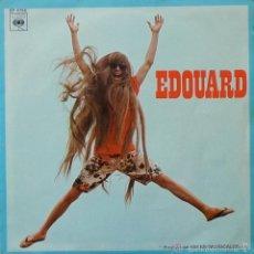 Discos de vinilo: [LOTE DE CONJUNTO: ] 2 EP DE EDOUARD (1966) . VER DESCRIPCIÓN ITEMS.. Lote 57117382