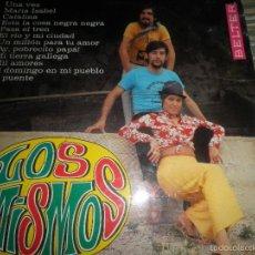 Discos de vinilo: LOS MISMOS - LOS MISMOS LP - ORIGINAL ESPAÑOL - BELTER RECORDS 1969 - MONOAURAL -. Lote 57117637