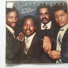 Disques de vinyle: THE STYLISTICS - HURRY UP THIS WAY AGAIN / IT STARTED OUT (1980). Lote 57118330