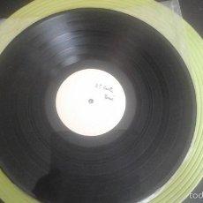 Discos de vinilo: DISCO MIGUEL BOSÉ - CHICAS TESTPRESSING , ETIQUETA BLANCA NO DESTINADO NI A PROMOCIÓN NI A VENTA. Lote 57130136