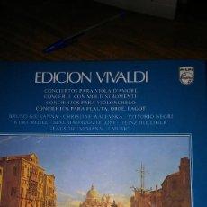 Discos de vinilo: EDICION VIVALDI PHILIPS VOL. 4 (9 LPS). Lote 57133334