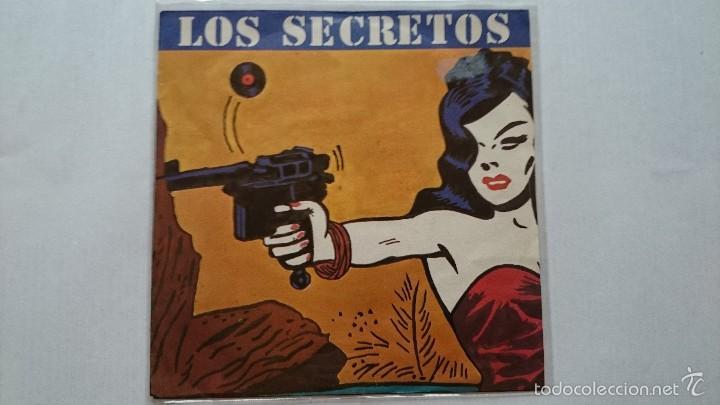 LOS SECRETOS - NO ME IMAGINO / NO ME IMAGINO (INSTRUMENTAL) 1983) (Música - Discos - Singles Vinilo - Grupos Españoles de los 70 y 80)