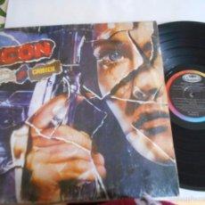 Discos de vinilo: ICON-LP NOCHE DEL CRIMEN-ARGENTINO 1985. Lote 57138259