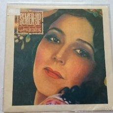 Discos de vinilo: SEMEN UP (AMISTADES PELIGROSAS, ALBERTO COMESAÑA) - LA REINA DE LA FIESTA / EL SABIO TONTO (1988). Lote 57139237