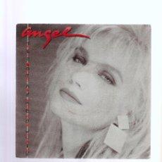 ANGEL - ESTAS BOTAS SON PARA CAMINAR + 1. SINGLE DE VINILO SPAIN 1987. NM - NM