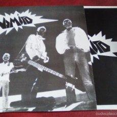Discos de vinilo: VOMITO VOMITO. (HERTZAINAK.LA POLLA RECORDS,DECIBELIOS.JOTAKIE). Lote 57143183