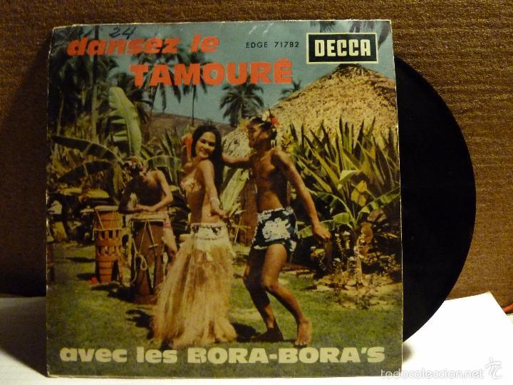 DANSEZ LE TAMOURE AVEC LES BORA - BORA.S (Música - Discos de Vinilo - EPs - Étnicas y Músicas del Mundo)
