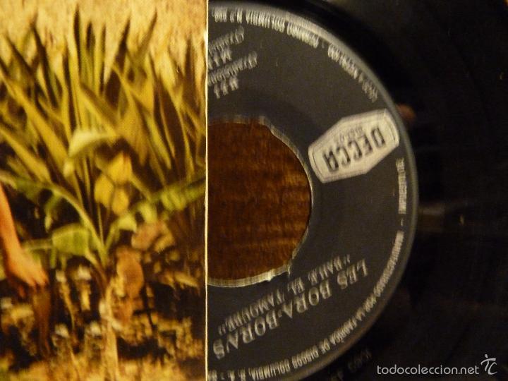 Discos de vinilo: DANSEZ LE TAMOURE AVEC LES BORA - BORA.S - Foto 3 - 57143892
