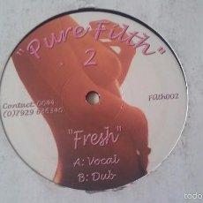 Discos de vinil: KOOL & THE GANG - FRESH (HOUSE MIXES) - 2002. Lote 57148013