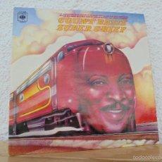 Discos de vinilo: COUNT BASIE SUPER CHIEF. DOBLE LP. VER FOTOGRAFIAS ADJUNTAS. CBS 1972.. Lote 57149720