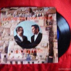 Discos de vinilo - HERMANOS REYES - LA ANDALUCÍA DE LOS HERMANOS REYES - SEVILLANAS - SINGLES 45 RPM 1971 - 57151769