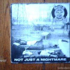 Discos de vinilo: HEALTH HAZARD - NOT JUST A NIGHTMARE . Lote 57152602