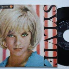Discos de vinilo: SYLVIE VARTAN- SHA LA LA +3- SPANISH EP 1965- VINILO EN BUEN ESTADO.. Lote 57152725