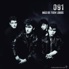 Discos de vinilo: LP 091 MAS DE CIEN LOBOS VINILO + CD. Lote 133223447
