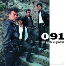 Discos de vinilo: LP 091 DEBAJO DE LAS PIEDRAS VINILO+ CD GRANADA. Lote 57864095