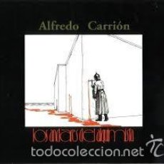 Discos de vinilo: [ROCK SINFÓNICO / PROGRESIVO ESPAÑOL:] ALFREDO CARRIÓN: LOS ANDARES DEL ALQUIMISTA (1976). LP. Lote 57154299