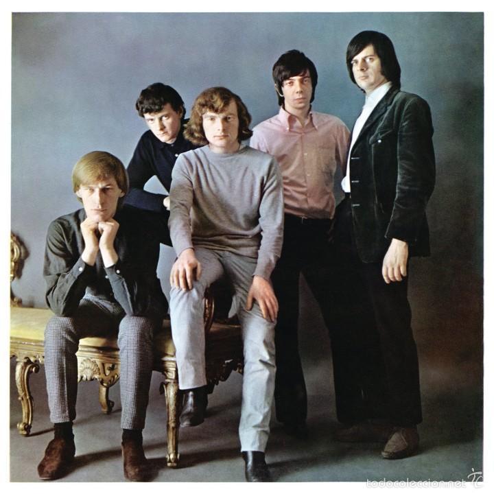 LP THEM THE ANGRY YOUNG THEM VINILO 180G VAN MORRISON (Música - Discos - LP Vinilo - Pop - Rock Extranjero de los 50 y 60)