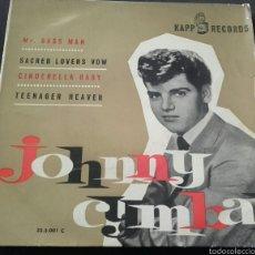 Discos de vinilo: VINILO JOHNNY CIMBAL.. Lote 57159477