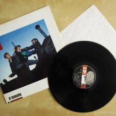 Discos de vinilo: NACHA POP - EL MOMENTO - ALBUM VINILO ORIGINAL 1987 PRIMERA EDICION POLYDOR. Lote 214515085