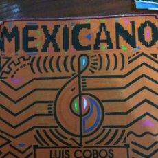 Discos de vinilo: LUIS COBOS-MEXICANO-PROMO. Lote 57164804