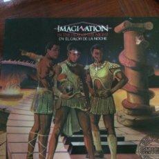 """Discos de vinilo: IMAGINATION-EN EL CALOR DE LA NOCHE-SUPER SINGLE 12""""-1982-RARO-NUEVO!!. Lote 57165405"""
