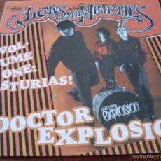 Discos de vinilo: DOCTOR EXPLOSION - LOWS IN THE MID NINETIES - LP VERSIONES - SUBTERFUGE LP VINILO NARANJA. Lote 57176756