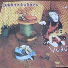 Discos de vinilo: UNDERSHAKERS - VUDU - LP SUBTERFUGE 1997 VINILO VERDE CON ENCARTE. Lote 57177261
