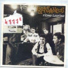 Disques de vinyle: ESPONTANEOS / RITMO TAURINO (SINGLE PROMO 1989) SOLO CARA A. Lote 57179466
