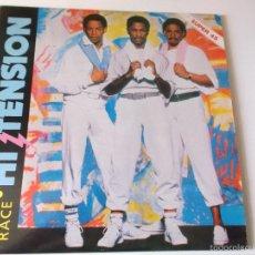 Discos de vinilo: HI TENSION - RAT RACE - 1984 ZAFIRO. Lote 57182953
