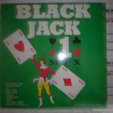Discos de vinilo: BLACK JACK 1 MIX. Lote 57190728