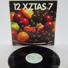 Discos de vinilo: 12 XZTAS 7 - FRANKIE GOES TO HOLLYWOOD - MX - WELCOME TO THE PLEASURE DOME / BORN TO RUN + 2. Lote 134373939