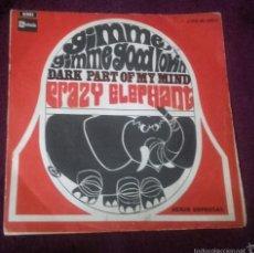 Discos de vinilo: VINILO CRAZY ELEPHANT. Lote 57196381
