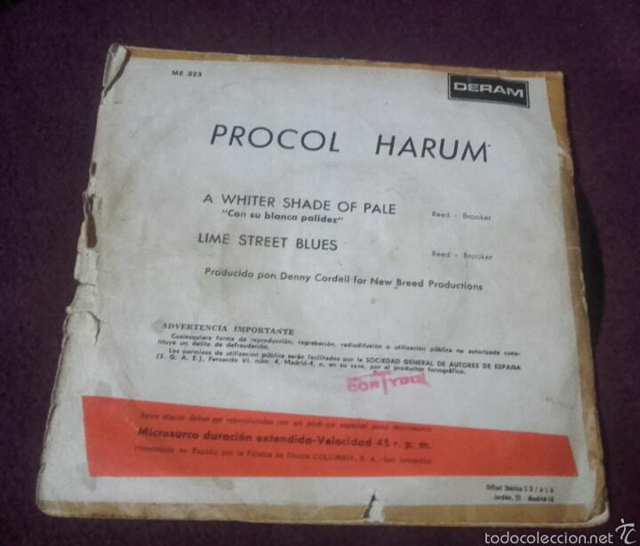 Discos de vinilo: Vinilo Procol Harum - Foto 2 - 57196706