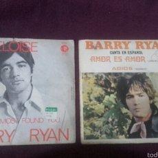Discos de vinilo: VINILOS BARRY RYAN. Lote 57196958