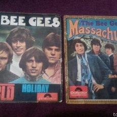 Discos de vinilo: VINILOS THE BEE GEES. Lote 57197096