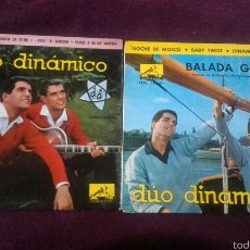 Discos de vinilo: VINILOS DUO DINÁMICO.. Lote 57197269
