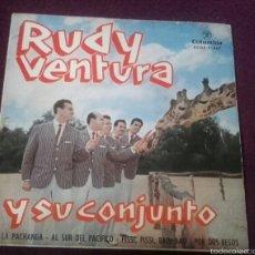 Discos de vinilo: VINILO RUDY VENTURA.. Lote 57197341