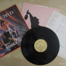 Discos de vinilo: ORQUESTA MONDRAGON - BESAME TONTA - VINILO ORIGINAL 1982 PRIMERA EDICION EMI. Lote 57199799