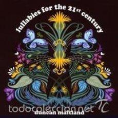 Discos de vinilo: DUNCAN MAITLAND - LULLABIES FOR THE 21ST (SUGARBUSH, SB017, LP, 2015, VINILO PÚRPURA). Lote 57203618