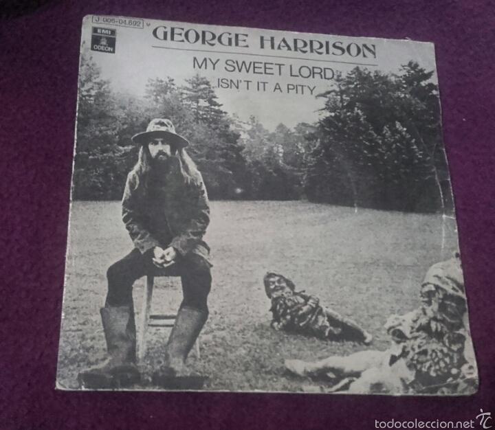 VINILO GEORGE HARRISON (Música - Discos - Singles Vinilo - Rock & Roll)