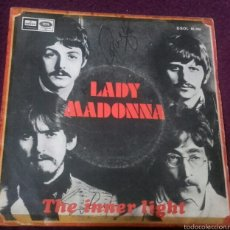 Discos de vinilo: VINILO THE BEATLES . Lote 57207016